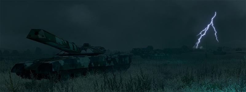 T-100 Varsuk with Coilgun (more or less WIP) - ARMA 3