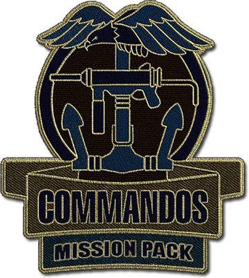 Commandos Mission Pack
